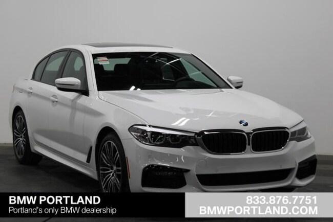 Used 2019 BMW 5 Series Car 530i xDrive Sedan Portland, OR