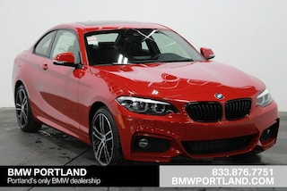 Used 2020 BMW 230i Coupe xDrive in Portland, OR