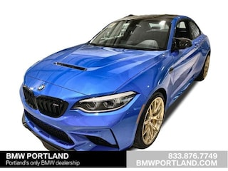 New 2020 BMW M2 CS Coupe Portland, OR