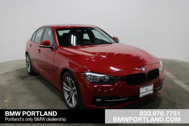 Certified Pre-Owned 2016 BMW 3 Series Car 4dr Sdn 328i RWD Sulev Portland, OR