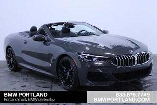 New 2020 BMW 840i xDrive Convertible Portland, OR