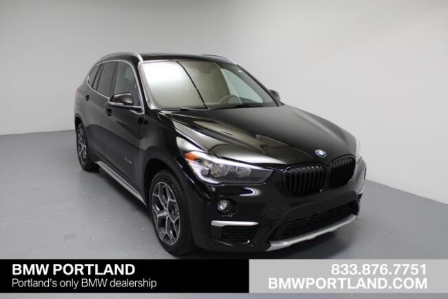 Certified Pre-Owned 2018 BMW X1 Sport Utility Xdrive28i Sports Activity Vehicle Portland, OR