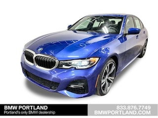 New 2021 BMW 330i xDrive Sedan Portland, OR