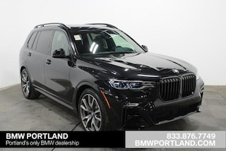 New BMW X7 2020 BMW X7 M50i Sports Activity Vehicle Sport Utility for sale in Portland, OR
