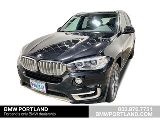 Certified Pre-Owned 2018 BMW X5 SAV xDrive35i Portland, OR