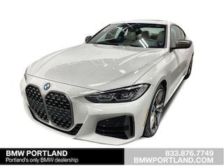 New 2021 BMW M440i xDrive Coupe Portland, OR