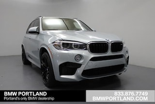 New 2018 BMW X5 M Sports Activity Vehicle Sport Utility Portland, OR