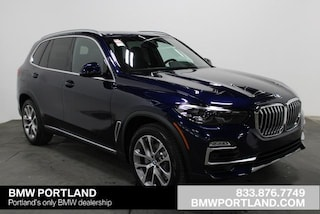 New BMW X5 2020 BMW X5 xDrive40i Sports Activity Vehicle Sport Utility for sale in Portland, OR