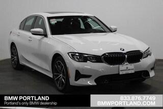 New 2020 BMW 330i xDrive Sedan for sale in Portland, OR
