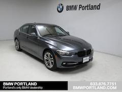 Used 2017 BMW 3 Series Car 330i Sedan in Portland, OR