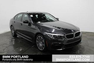 New BMW 5 Series 2020 BMW 5 Series 540i xDrive Sedan Car in Portland, OR
