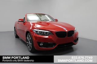 New 2018 BMW 230i xDrive Convertible Portland, OR