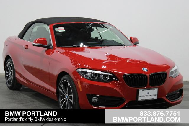 2019 BMW 2 Series Convertible 230i xDrive Convertible