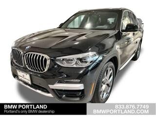 New 2021 BMW X3 xDrive30i SAV Portland, OR