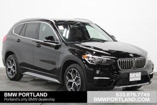 New 2019 BMW X1 xDrive28i Sports Activity Vehicle Sport Utility Portland, OR