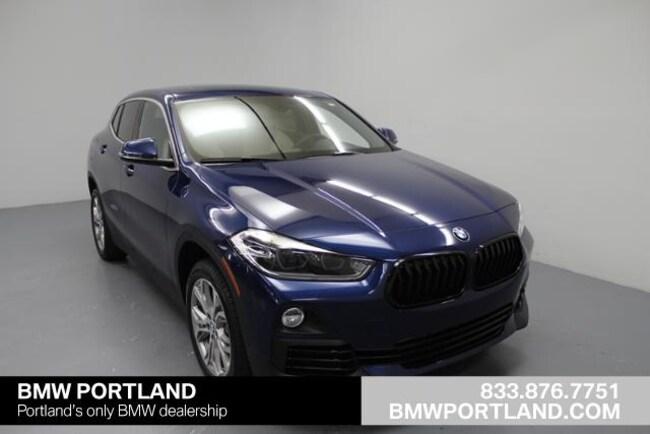 Used 2018 BMW X2 Sport Utility Xdrive28i Sports Activity Vehicle Portland, OR