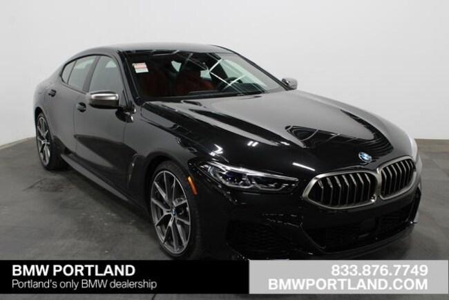 New 2020 BMW 8 Series M850i xDrive Gran Coupe Car Portland, OR