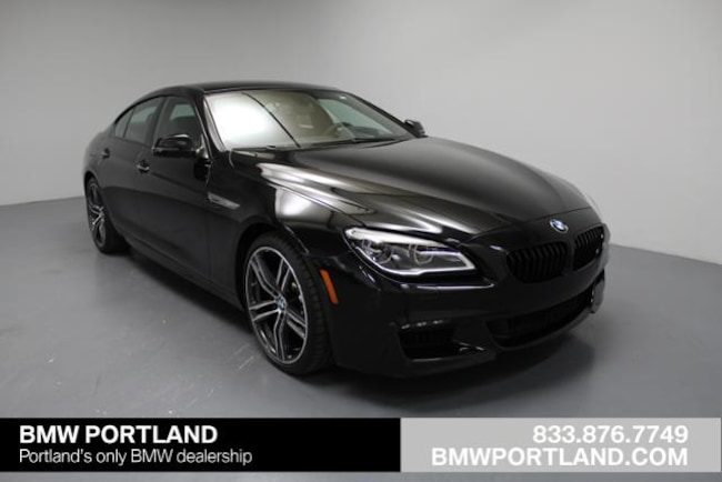New 2018 BMW 640i xDrive Gran Coupe Portland, OR