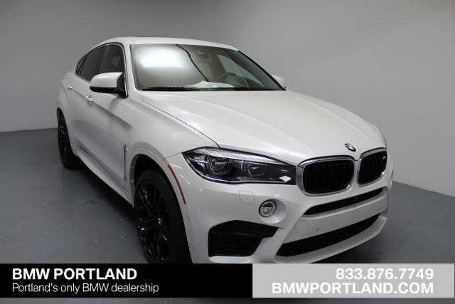2018 BMW  X6: News, Changes, Specs, Price >> New 2018 Bmw X6 M For Sale At Bmw Portland Vin