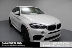 2018 BMW X6 M Sports Activity Coupe Sport Utility Portland, OR