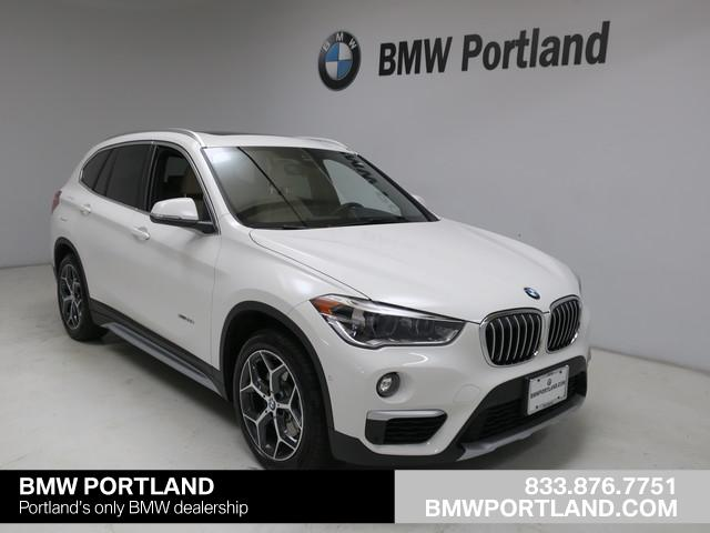 2017 BMW X1 Sport Utility xDrive28i Sports Activity Vehicle