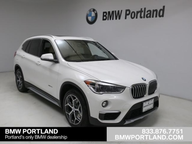 Certified Pre-Owned 2017 BMW X1 Sport Utility xDrive28i Sports Activity Vehicle Portland, OR