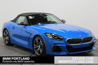 New 2020 BMW Z4 sDriveM40i Roadster Convertible Portland, OR