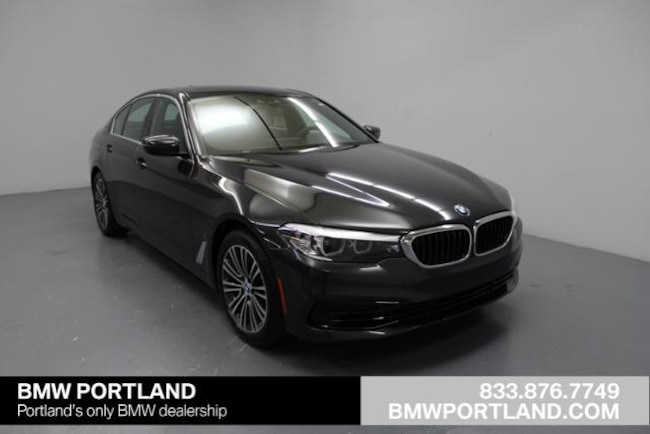 New 2019 BMW 5 Series 530e Xdrive Iperformance Plug-In Hy Car Portland, OR