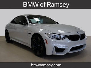 Certified 2017 BMW M4 Base Coupe For Sale in Ramsey
