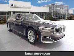 New 2022 BMW 740i xDrive Sedan For Sale in Ramsey, NJ