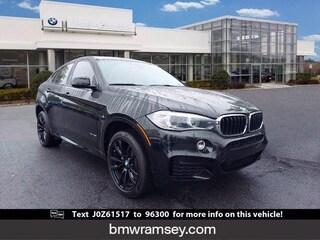 2018 BMW X6 xDrive35i SAV in [Company City]