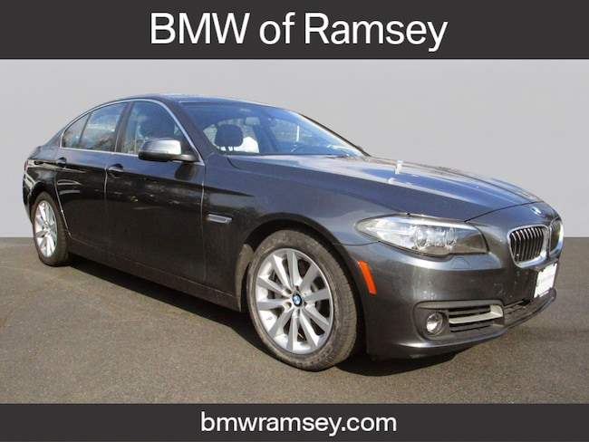 Bmw 535I Xdrive >> Pre Owned 2016 Bmw 535i For Sale At Bmw Of Ramsey Vin Wba5b3c57gg254067