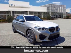 New 2021 BMW X4 M Sports Activity Coupe For Sale in Ramsey, NJ