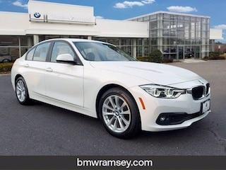 Used 2018 BMW 320i xDrive Sedan For Sale in Ramsey