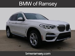 New 2020 BMW X3 xDrive30i SAV For Sale in Ramsey, NJ