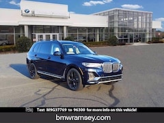 New 2021 BMW X7 xDrive40i SAV For Sale in Ramsey, NJ