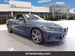 New 2022 BMW 430i xDrive Convertible For Sale in Ramsey, NJ