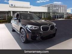 New 2021 BMW X3 M SAV For Sale in Ramsey, NJ