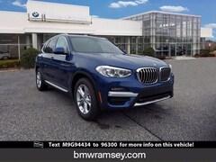 New 2021 BMW X3 xDrive30i SAV For Sale in Ramsey, NJ