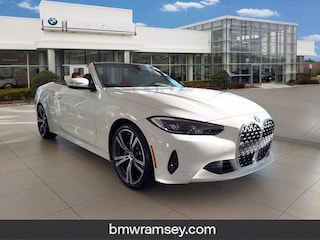New 2021 BMW 430i Convertible For Sale in Bloomfield, NJ