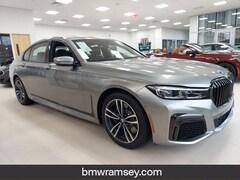 New 2022 BMW 750i xDrive Sedan For Sale in Ramsey, NJ