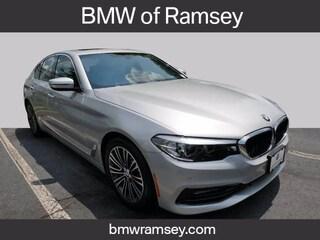 Certified 2017 BMW 530i xDrive Sedan For Sale in Ramsey