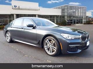2019 BMW 740i xDrive Sedan in [Company City]
