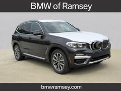 New 2019 BMW X3 xDrive30i SAV For Sale in Ramsey, NJ