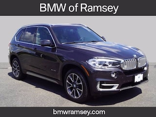 Certified 2017 BMW X5 xDrive35i SAV For Sale in Ramsey