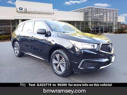 2018 Acura MDX V6 SH-AWD SUV