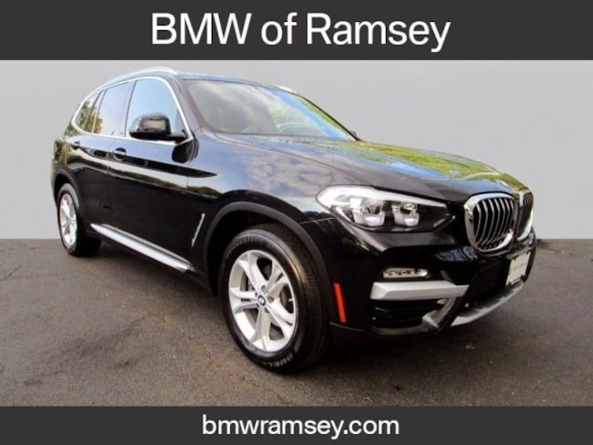 Pre-Owned 2019 BMW X3 For Sale at BMW of Ramsey | VIN: 5UXTR9C54KLP82656