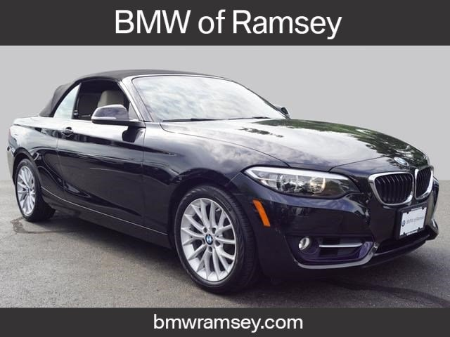 Bmw 228I Xdrive >> Pre Owned 2016 Bmw 228i For Sale At Bmw Of Ramsey Vin Wba1l9c54gv325977