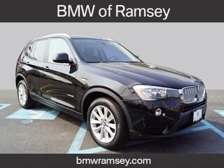 2017 BMW X3 xDrive28i SAV in [Company City]