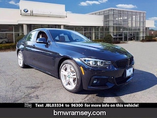 Certified 2018 BMW 430i xDrive Gran Coupe For Sale in Ramsey